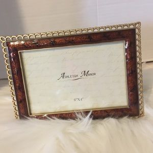 ❤️3/15❤️ Ashleigh Manor 4x6 picture frame